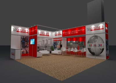 exhibitions stand design