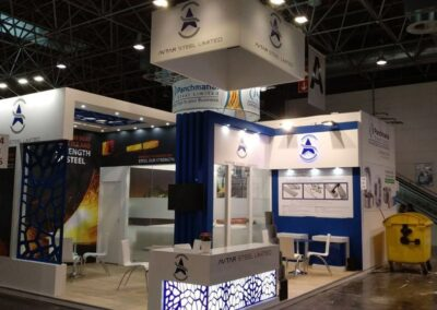 custom exhibition stand builders