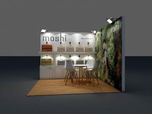 custom build exhibition stand