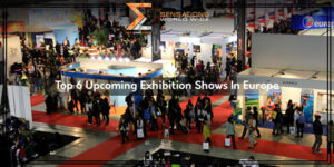 Exhibitions show in Europe