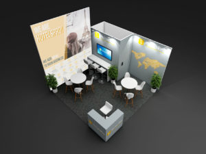 Trade Show Booth Construction