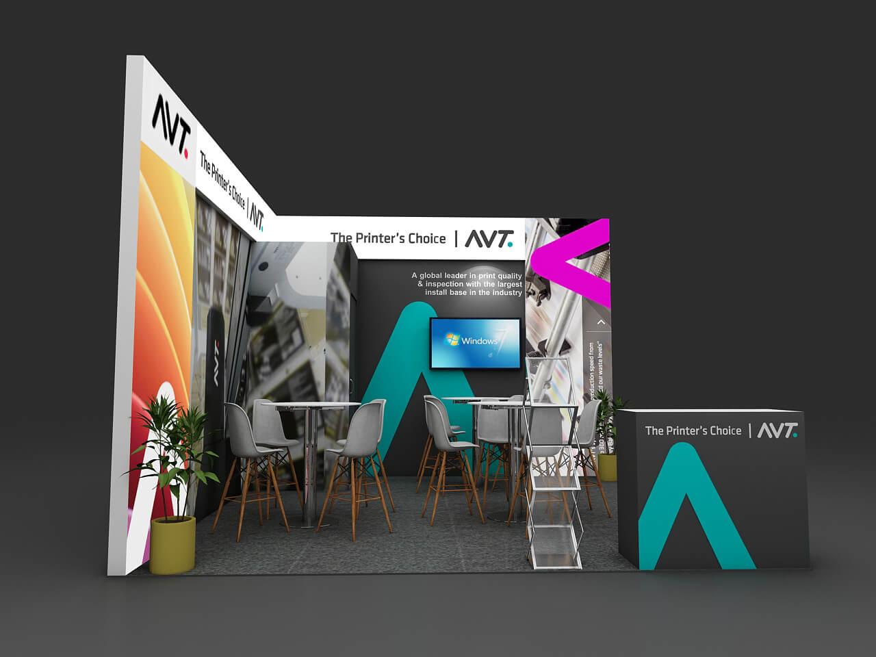 Booth Designer