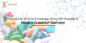 Medica-Dusseldorf Germany 2021 Blog