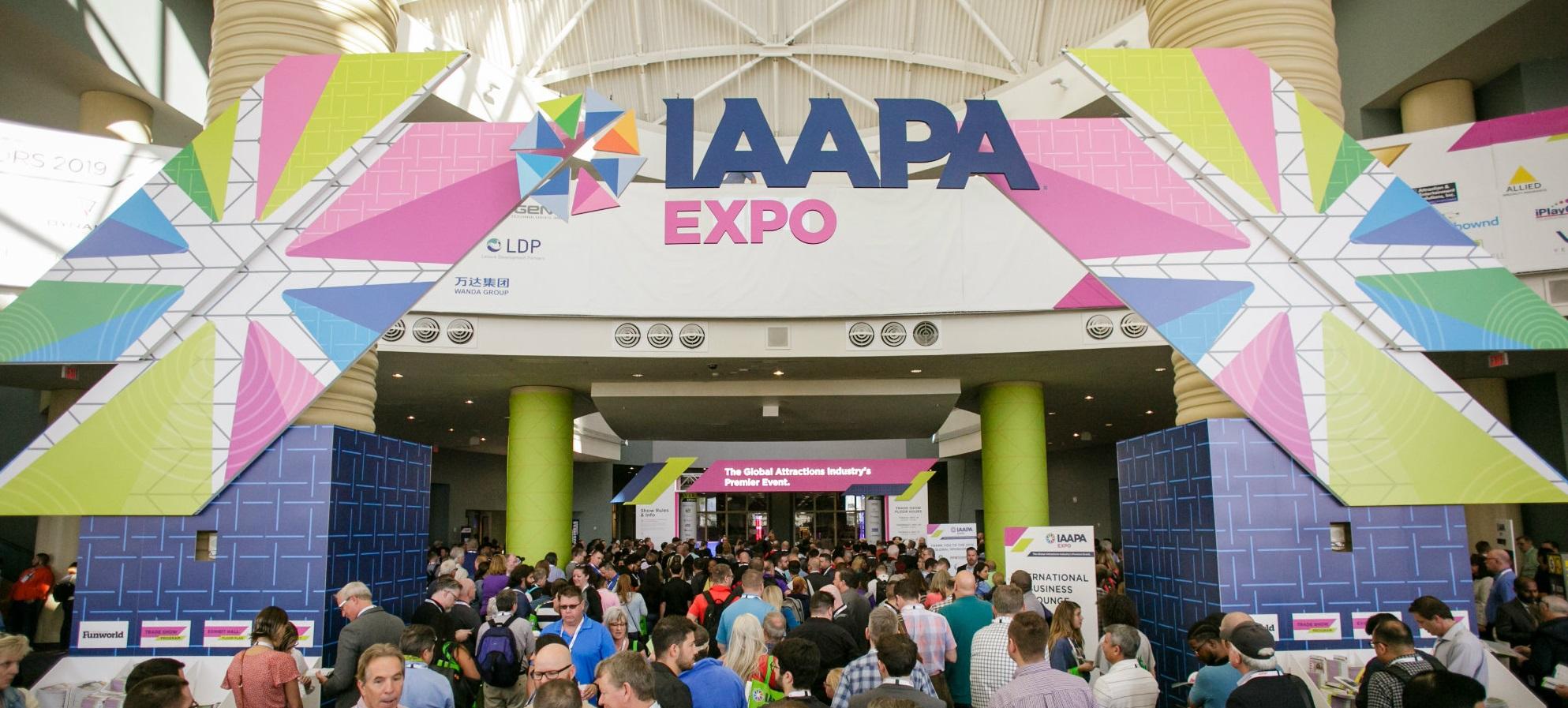 IAAPA Expo Europe Barcelona